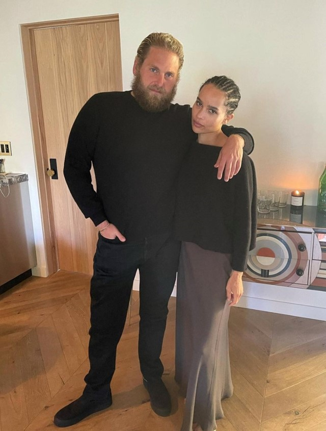WTF is happening between Zoë Kravitz, Jonah Hill, and The Row? | Dazed