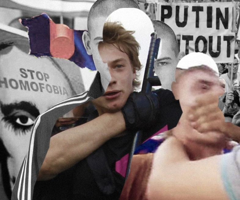Image result for Chechnya lgbt escapes