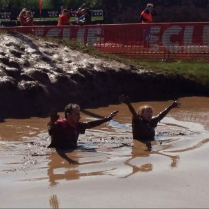 Final Dip in the Mud