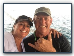 Jilly & Dan Sailing