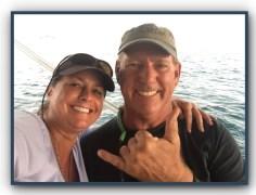 Jilly & Dan Sailing