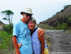 Helen & Ian of SV Nightide
