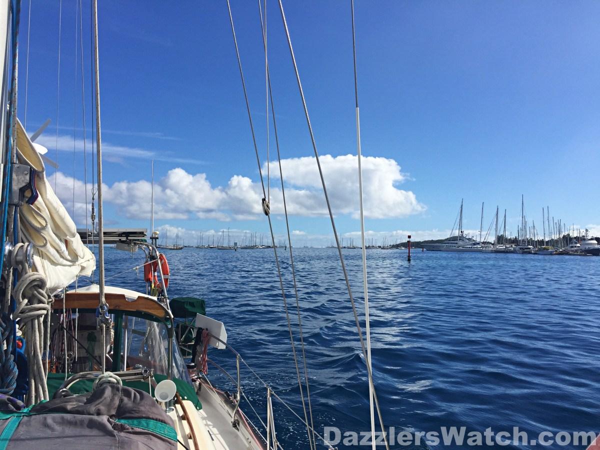 Tahiti ... No Paradise!