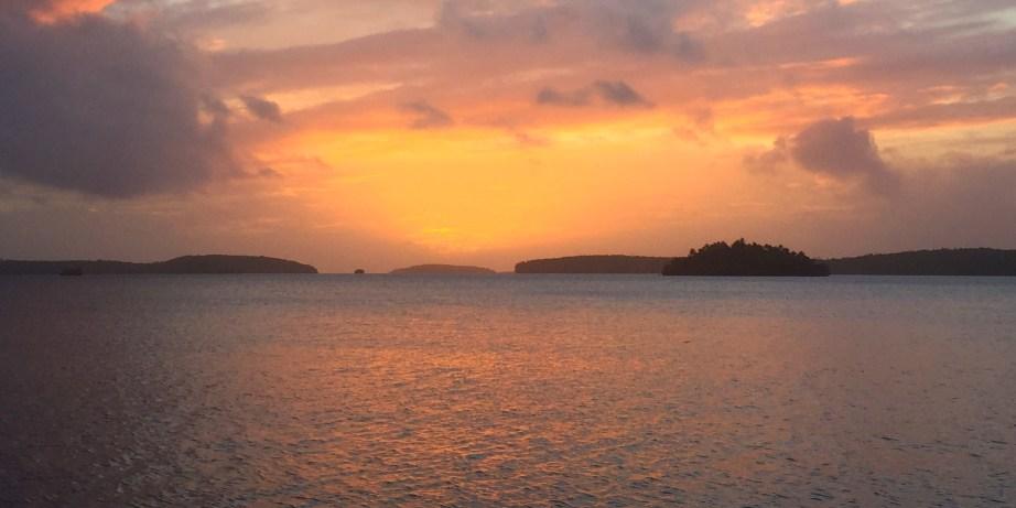 Nuapapu Island, Matamaka, Chief Ladue