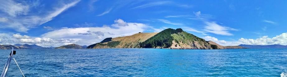 Amazing Image of Marlborough Sound
