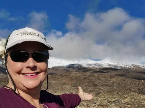 Spectacular Tongariro National Park