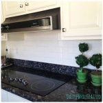 How to Install Easy $60 Subway Tile Kitchen Backsplash + Free Pattern
