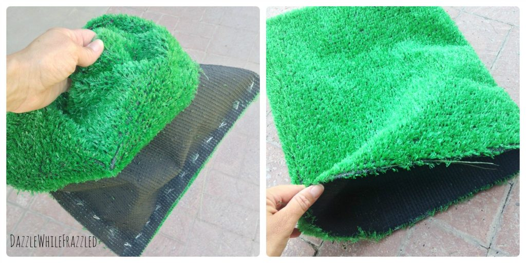 Nice How To Make An Astro Turf Outdoor Pillow Amazing Ideas
