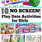 10 Fun No Screen Activities for Girls Play Dates