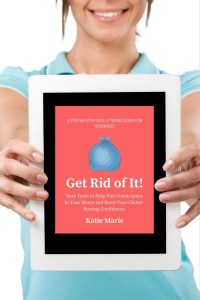 Get Rid of It: Decluttering for Beginners