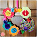 How to Make a Festive Margarita Day Cinco de Mayo Wreath