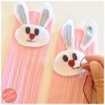 How to Make Cute Easter Bunny Knee High Socks