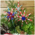 How to Make Fun July 4th Patriotic Decor Stars
