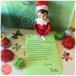 Free Printable Santa Note for Pre-Christmas Toy Declutter