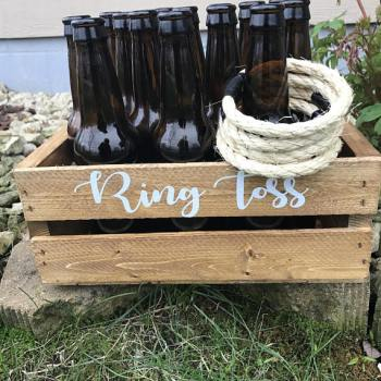 10 insanely fun games for family Ring Toss Backyard Game