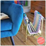 How to Make Repurposed Easy Magazine Rack