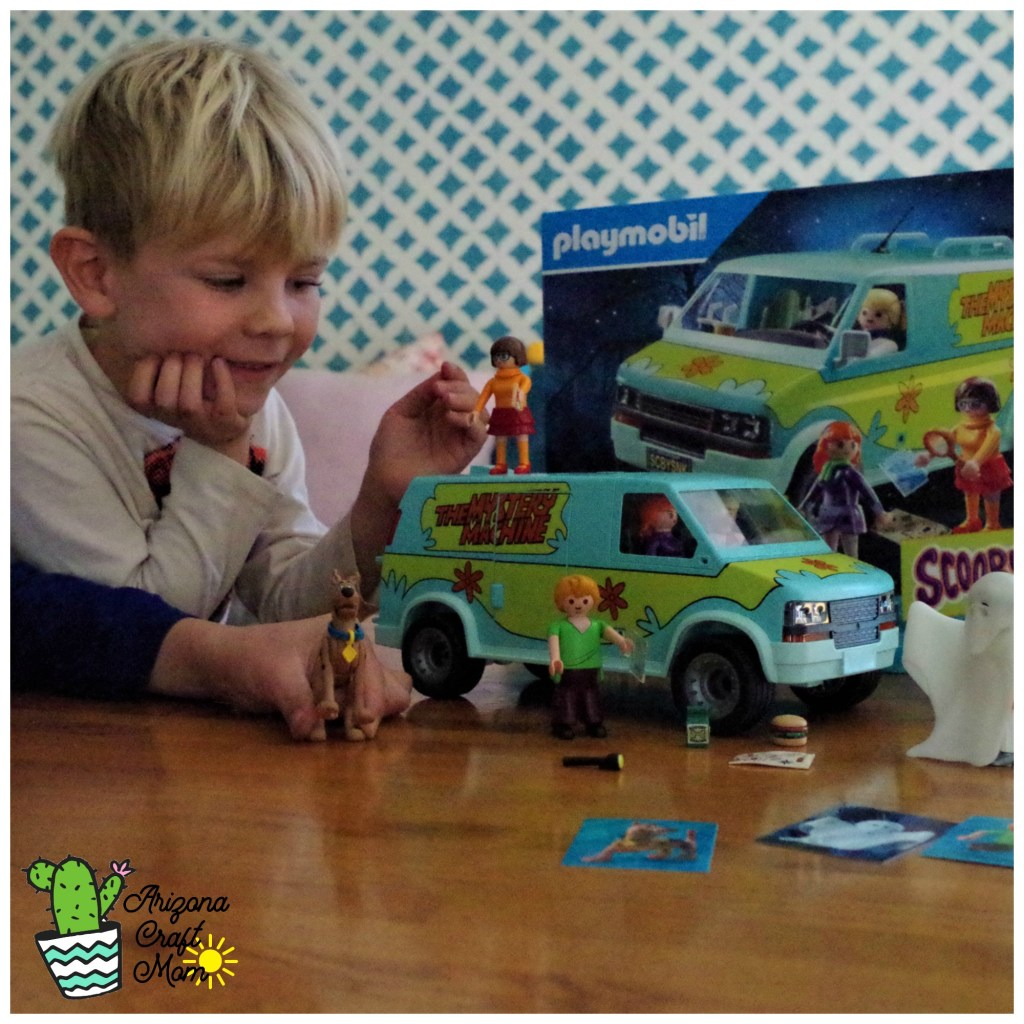 Buy Playmobil Scooby-Doo playsets at your local Walmart.