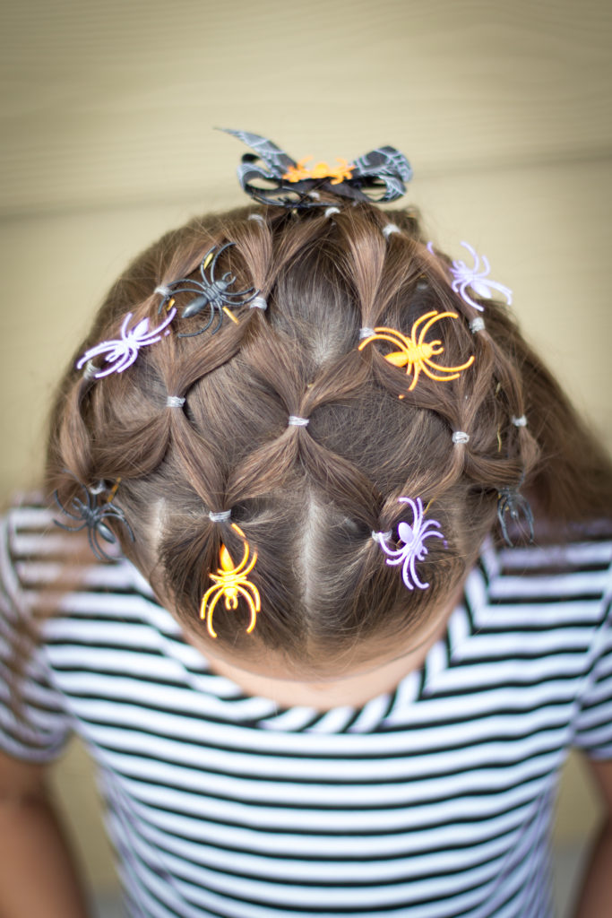 Fantastic How To Spiderweb Hair Dazzling Hospitality Natural Hairstyles Runnerswayorg