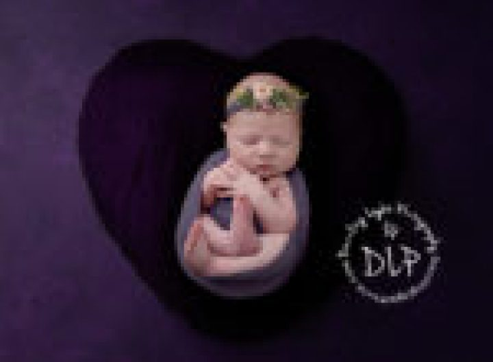 Newborn Session Dazzling Light Photography