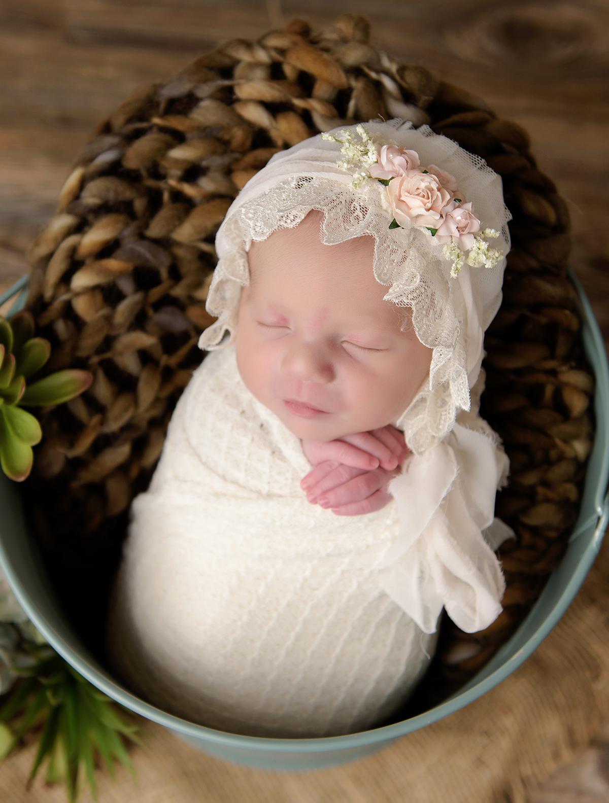 Dazzling Light Photography Newborns