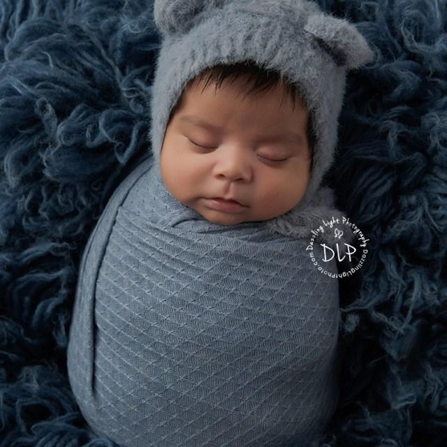 Newborn Photography | Baby Alexander | Dazzling Light Photography