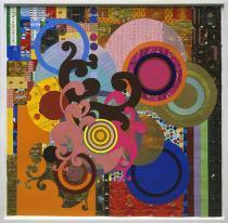 Beatriz Milhazes; Chokito, 2006; Courtesy Galerie Max Hetzler, Berlin