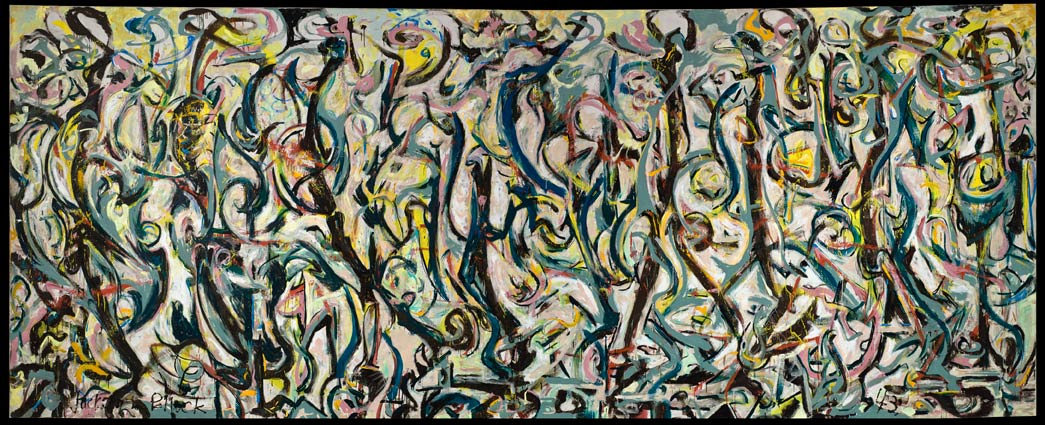 Image result for pollock painting
