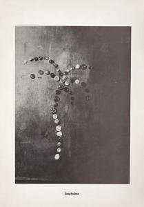 """Sigmar Polke, Knopfpalme, from """"...Höhere Wesen befehlen"""", 1968, Deutsche Bank Collection, © VG Bild-Kunst, Bonn 2010"""