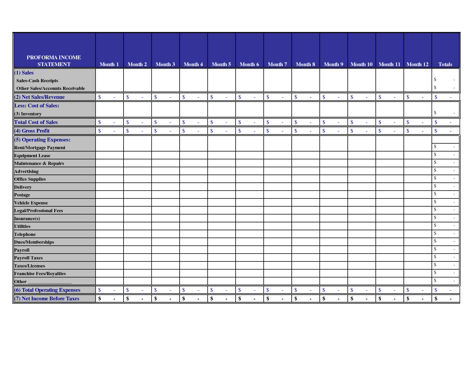 Sales Spreadsheet Sales Forecast Spreadsheet Template