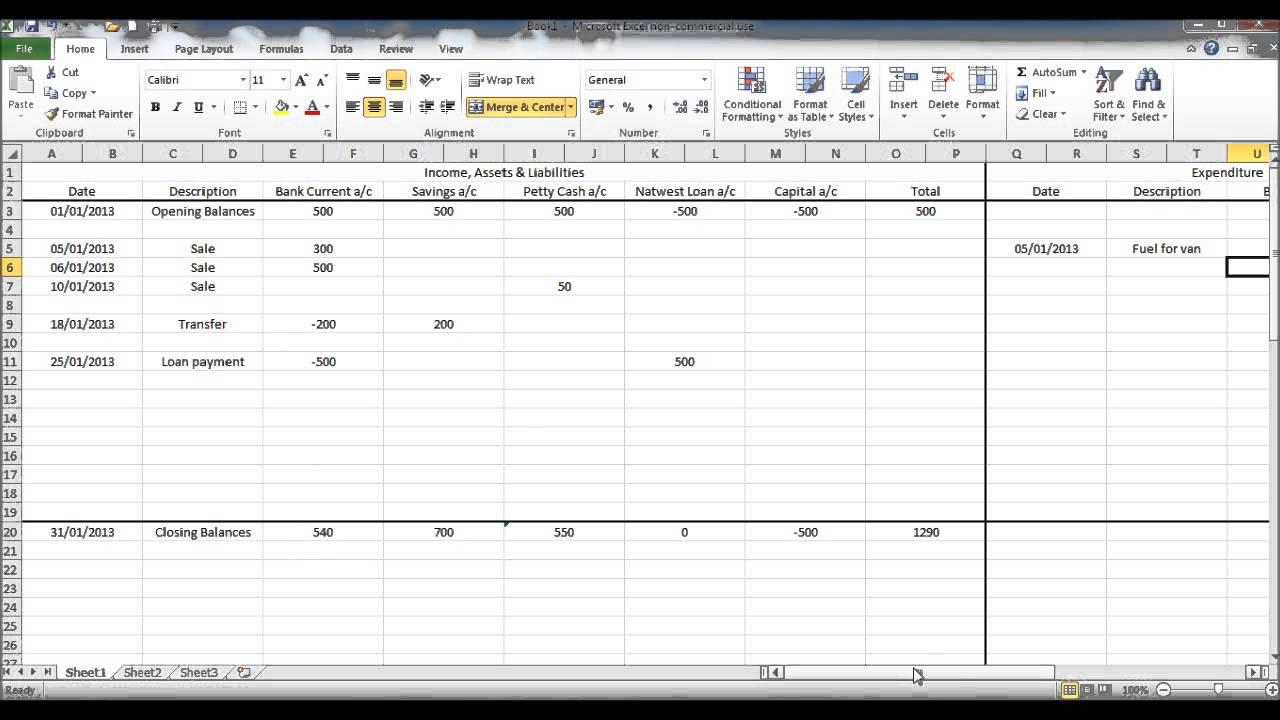 Free Printable Spreadsheet Excel Spreadsheet Template For
