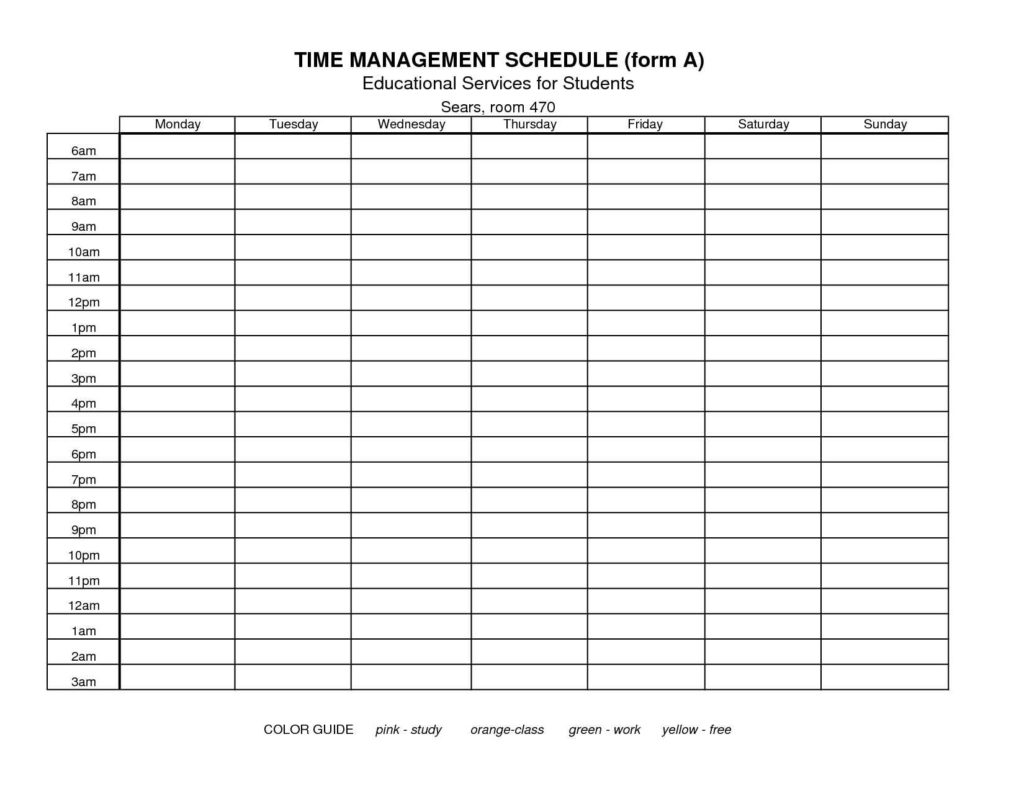 Time Management Spreadsheet Template Spreadsheet Templates For Business Management Spreadsheet