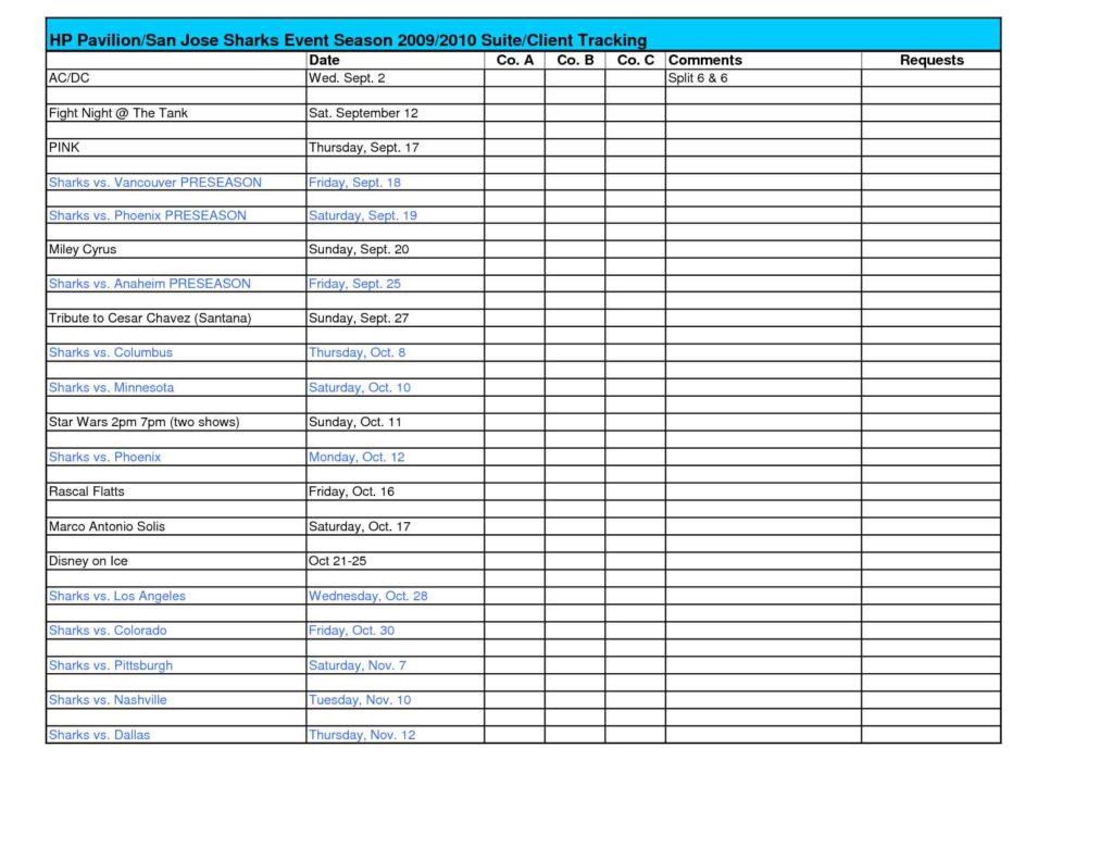 Easy Spreadsheet Templates