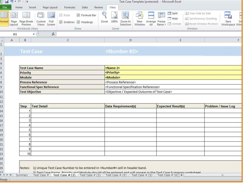 Sample Excel Spreadsheet For Practice