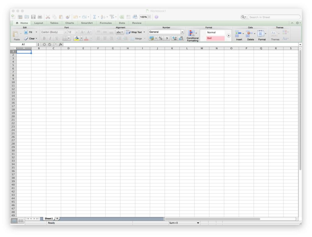 What Does A Spreadsheet Look Like What Is A Spreadsheet