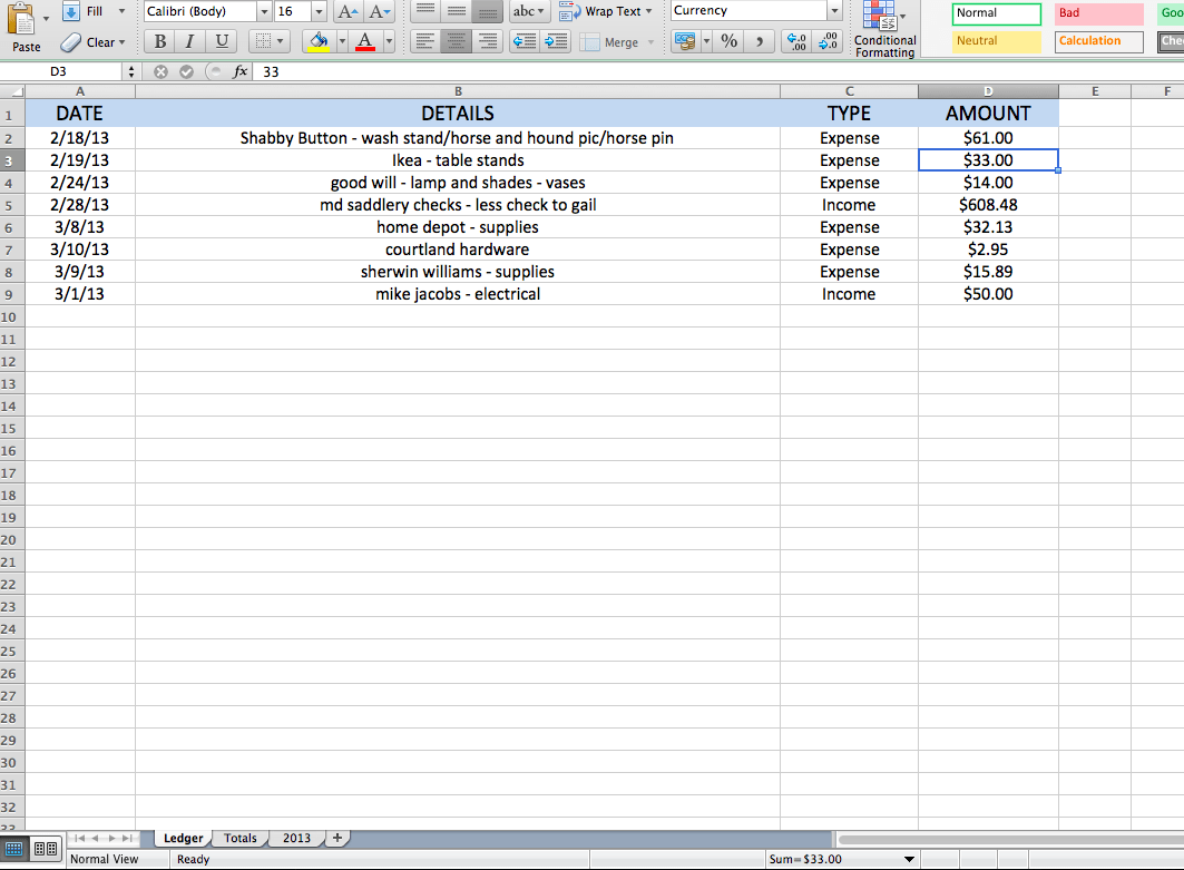 Personal Expense Spreadsheet How To Track Expenses In