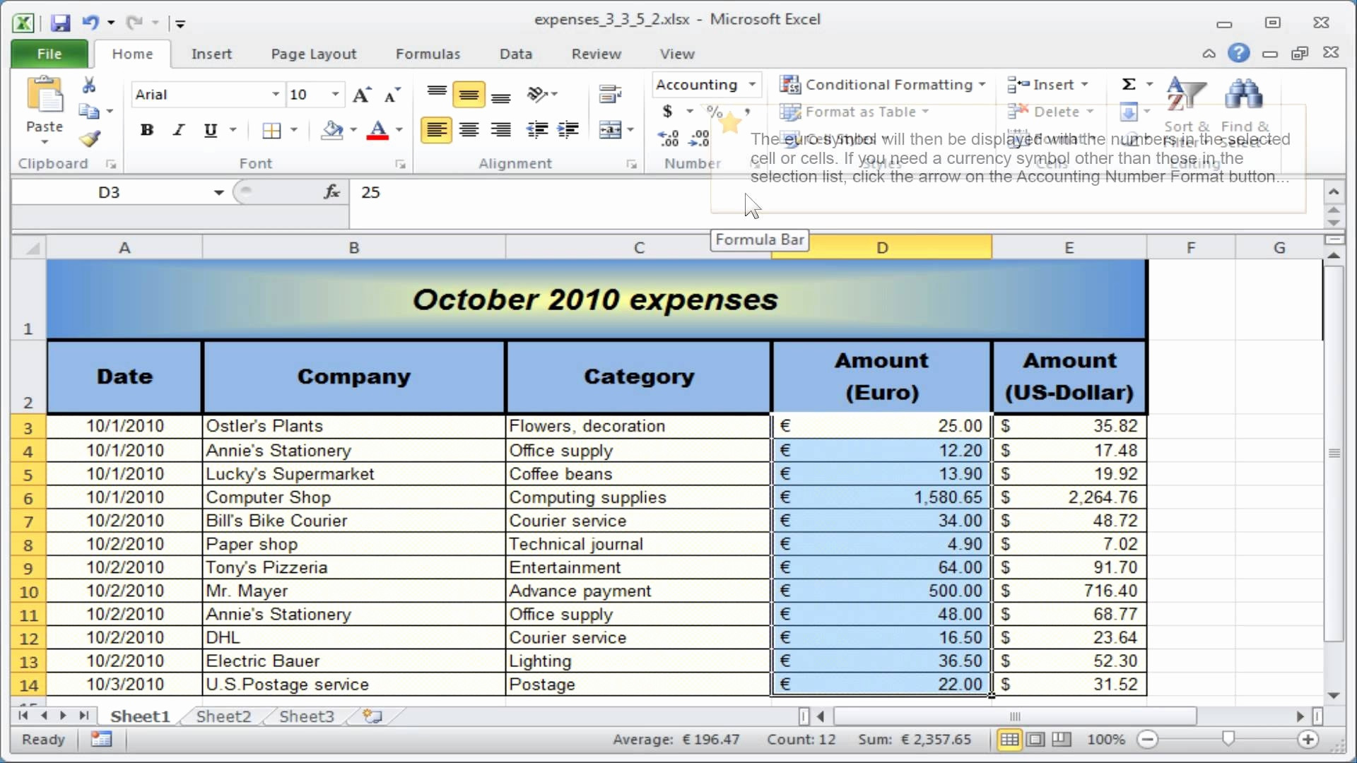 Accounting Template For Small Business Fresh Excel