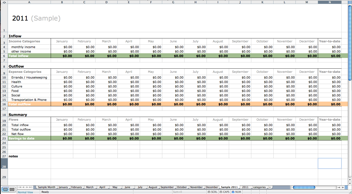 Bookkeeping Excel Spreadsheet As Spreadsheets
