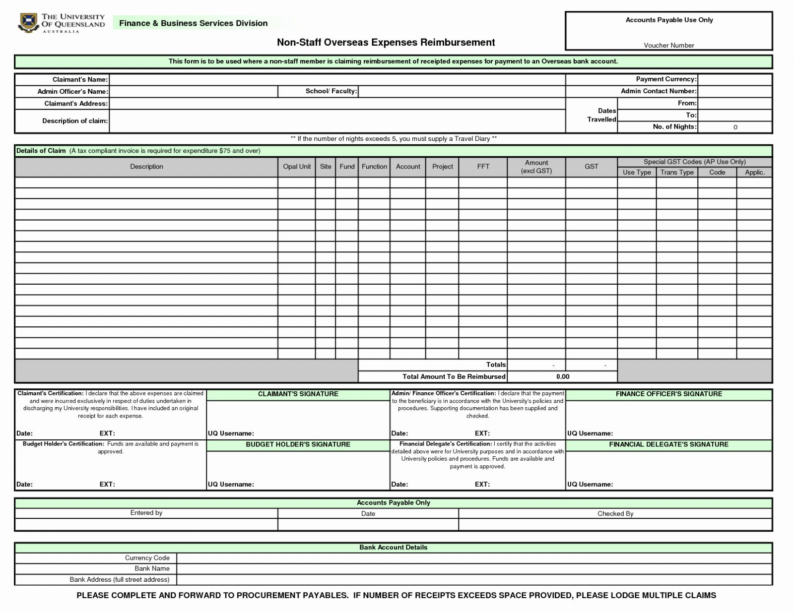 Example Of Accounts Payable Spreadsheet Template How To