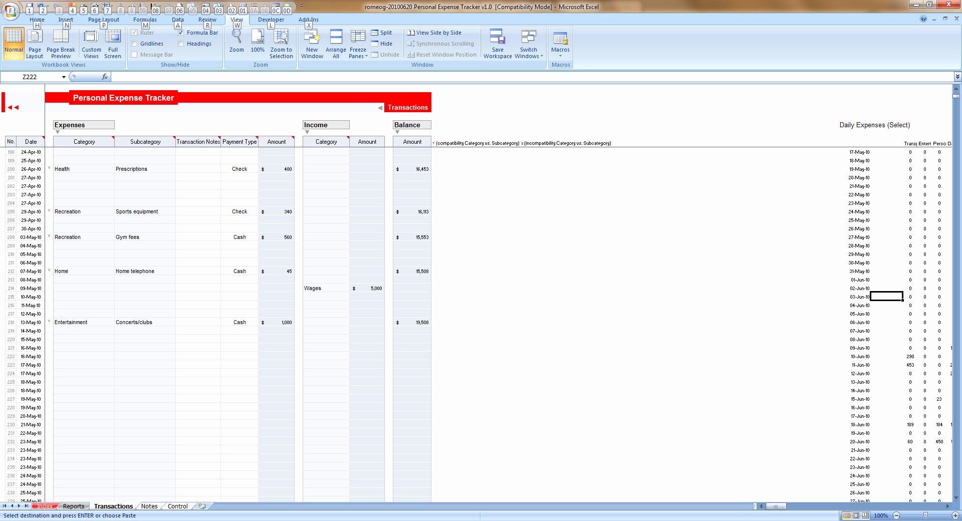 Free Annual Leave Spreadsheet Excel Template Elegant