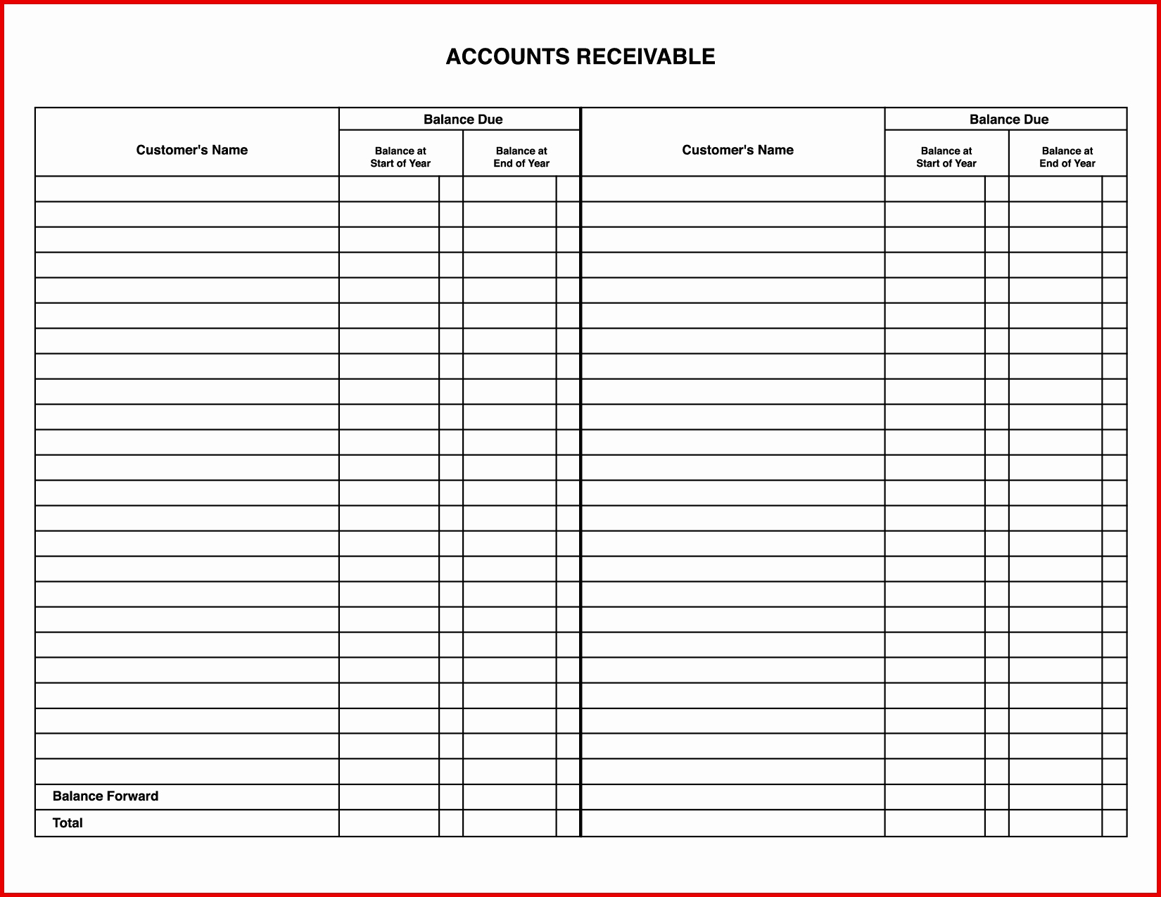 Probate Accounting Template Excel Beautiful Probate