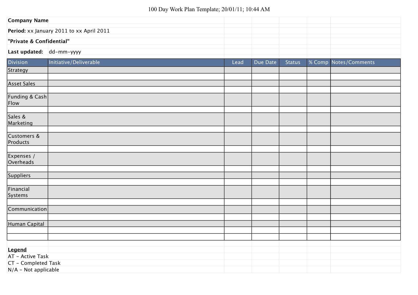 13 Best Of Divorce Spreadsheet Excel