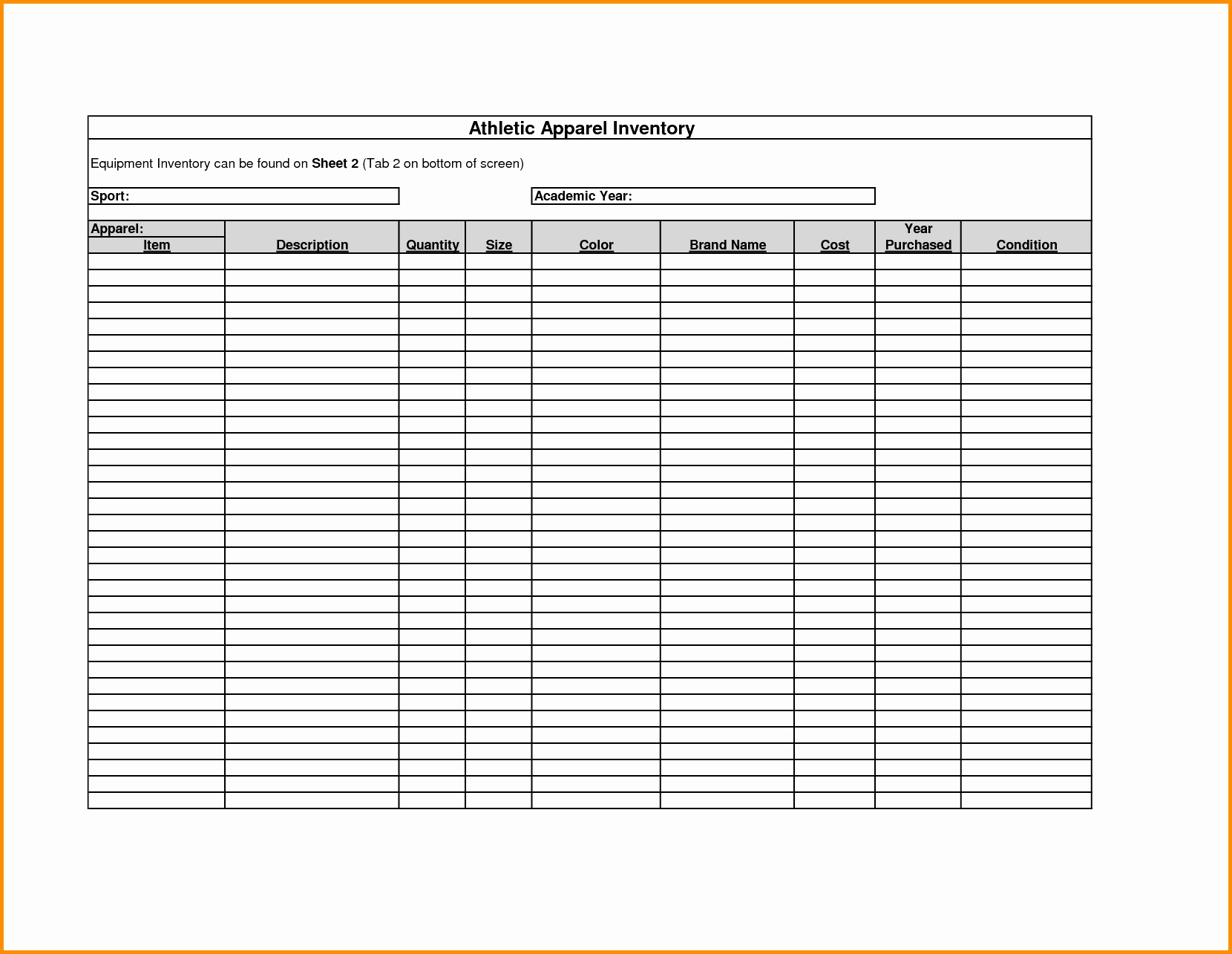 50 Awesome Fmla Tracking Spreadsheet Template