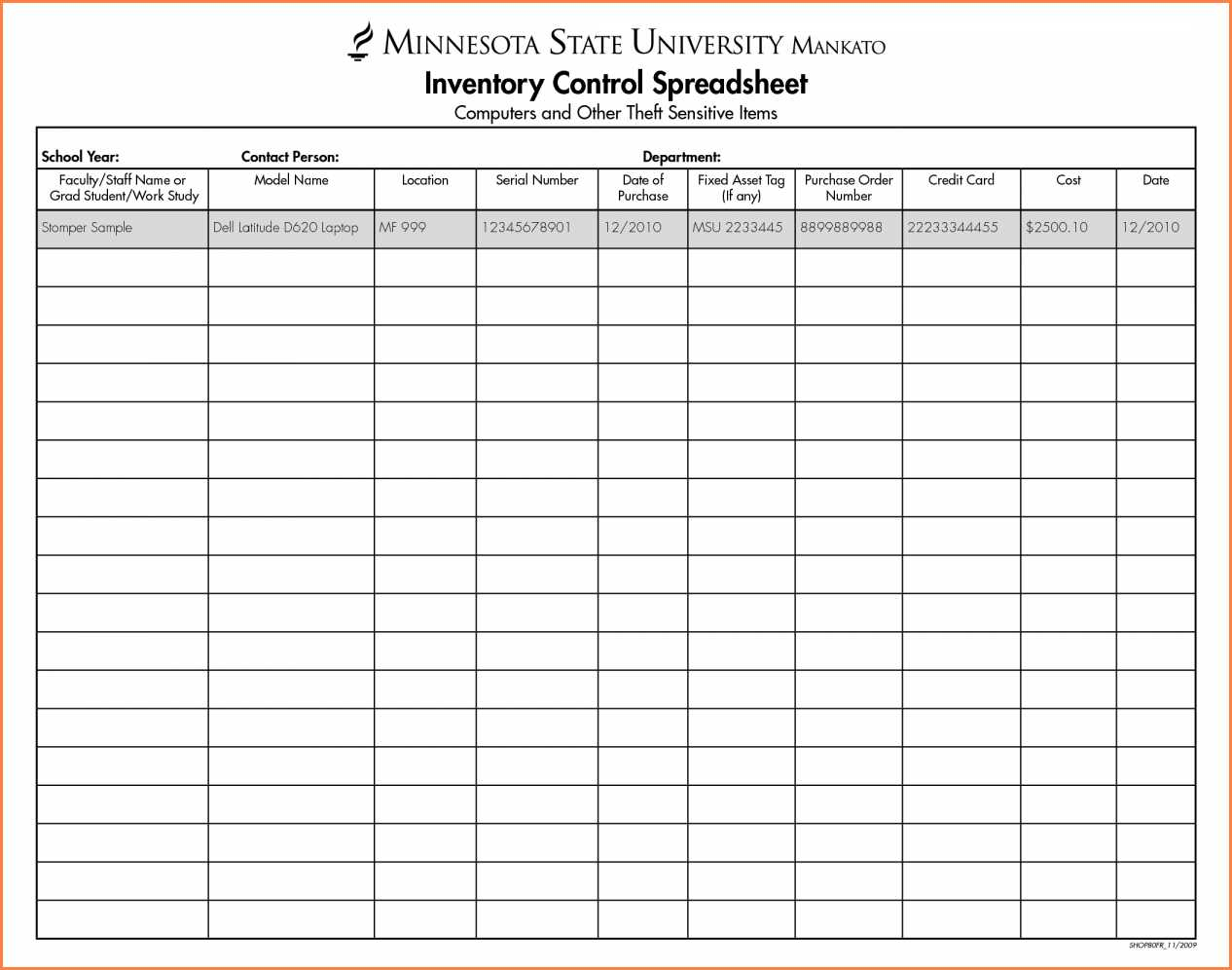 Inventory Tracking Sheet Template Inventory Spreadshee Inventory Tracking Sheet Template