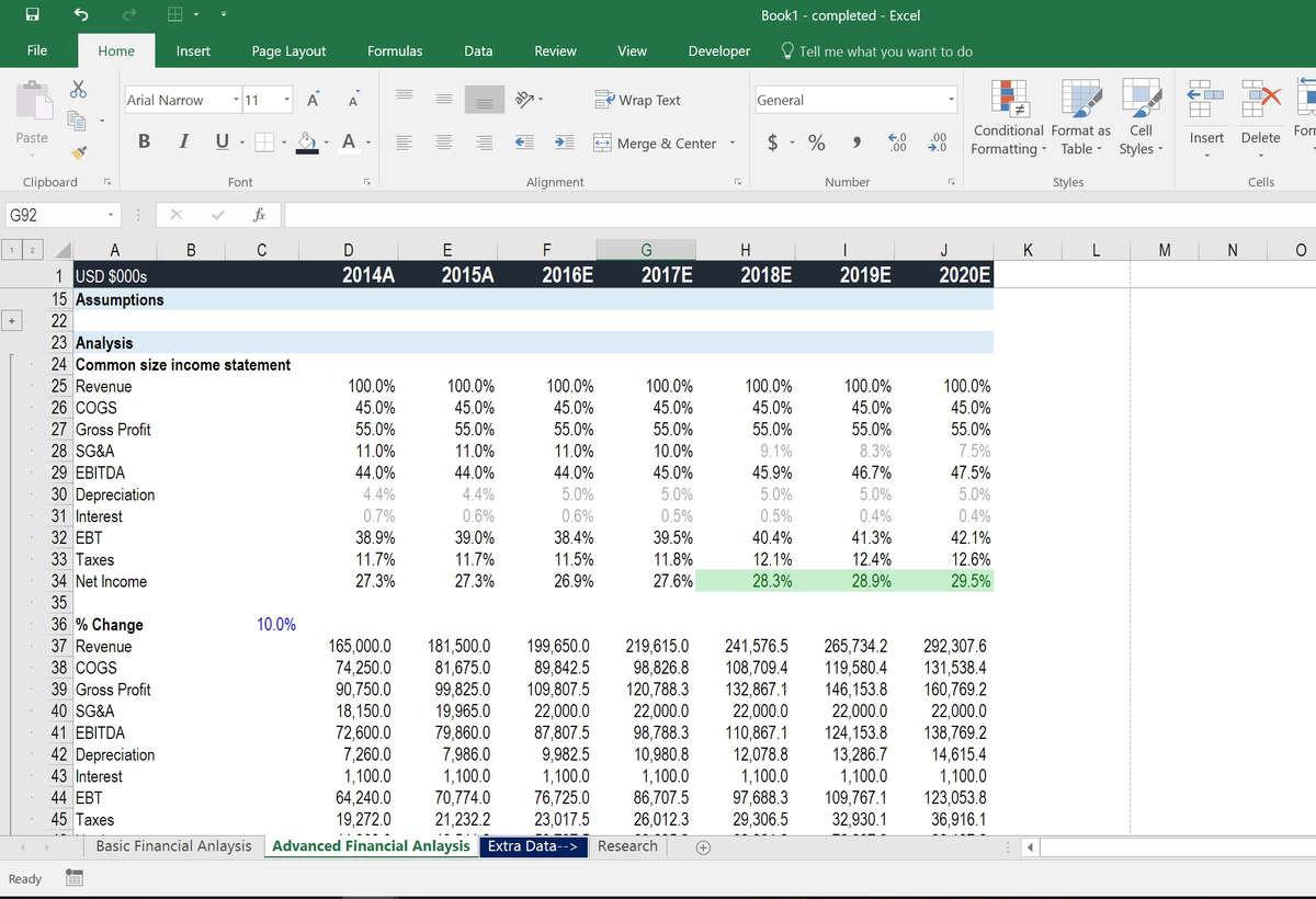 Free Excel Crash Course Spreadsheet Formulas Training