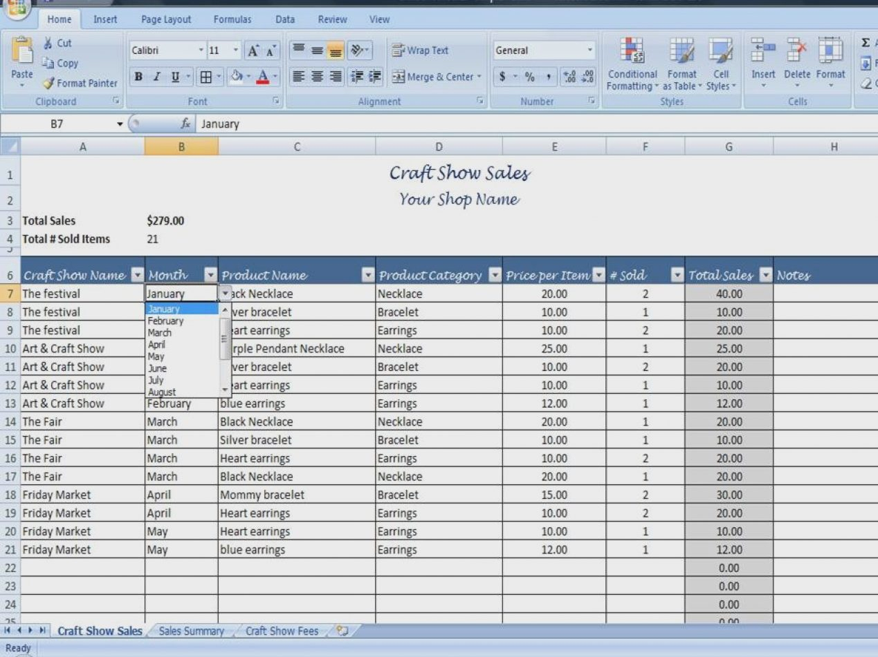 Tracking Sales Leads Spreadsheet