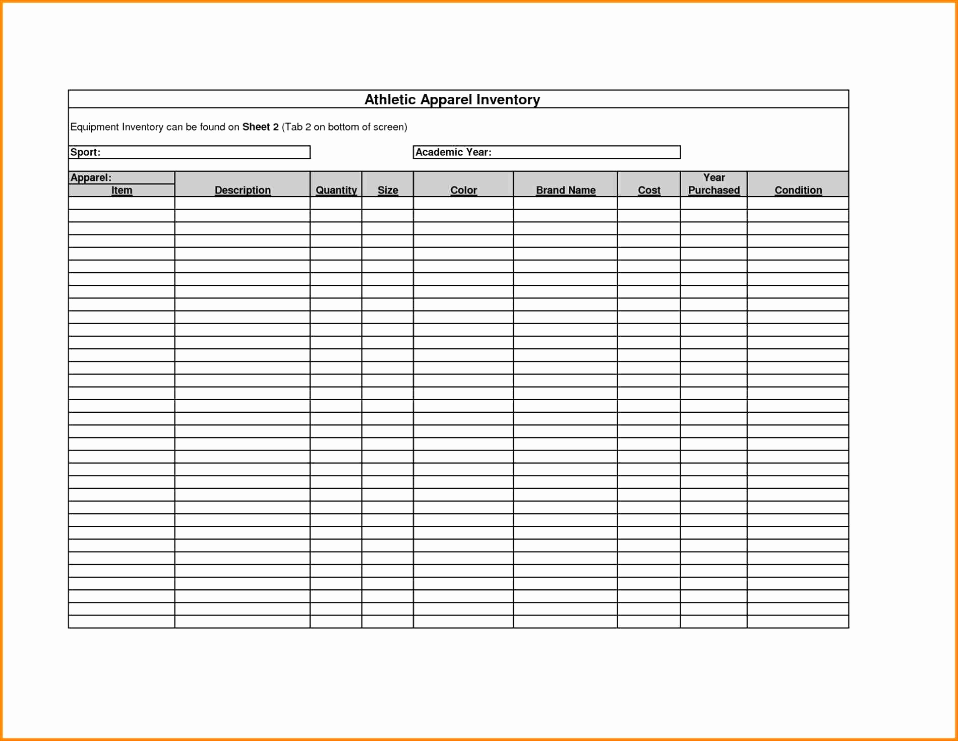 Spreadsheet Business Templates Free Monthly Expense
