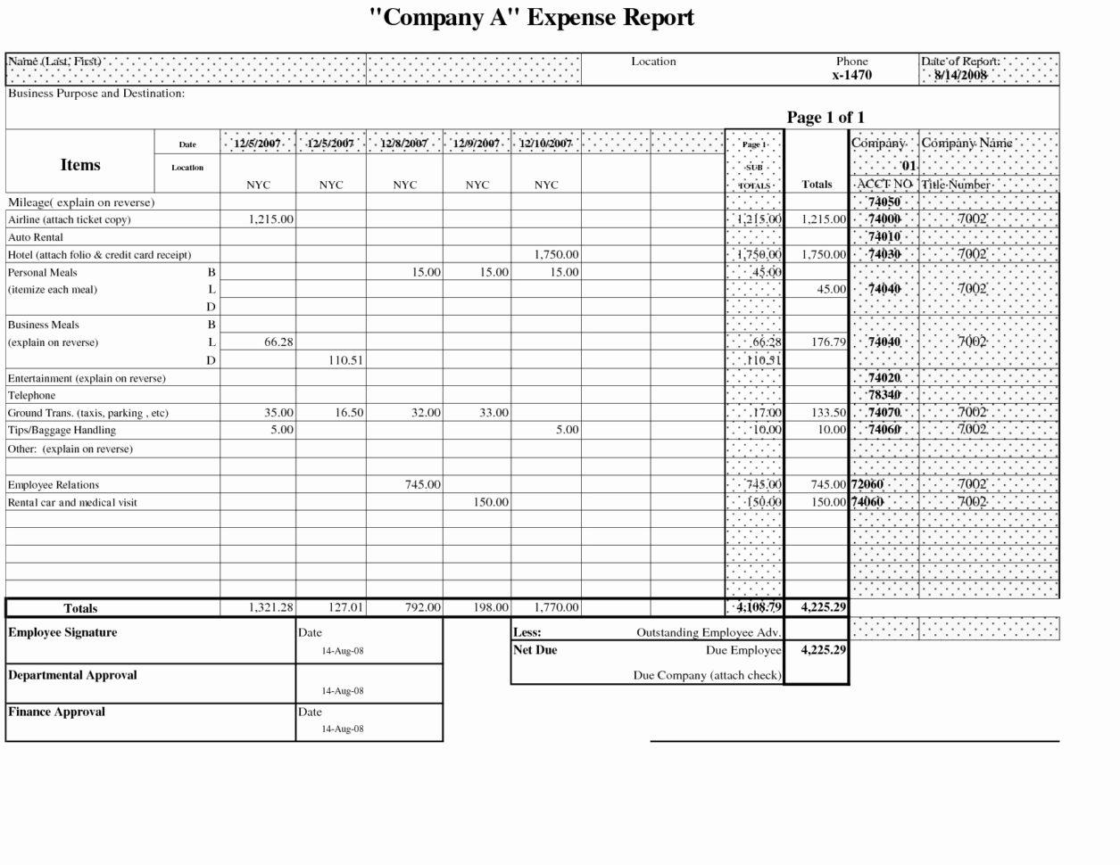 Truck Driver Expense Spreadsheet Spreadsheet Softwar Truck Driver Expense Spreadsheet