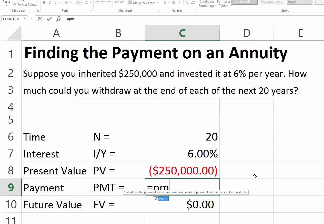 Annuity Calculator Excel Spreadsheet Spreadsheet Downloa