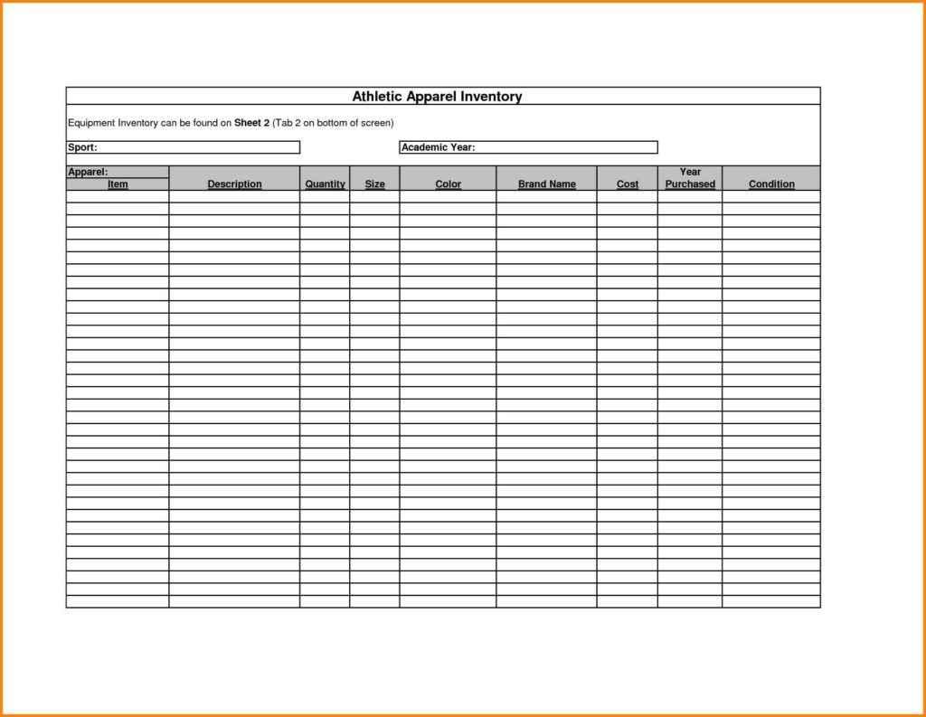 Bar Stocktake Spreadsheet Db Excel