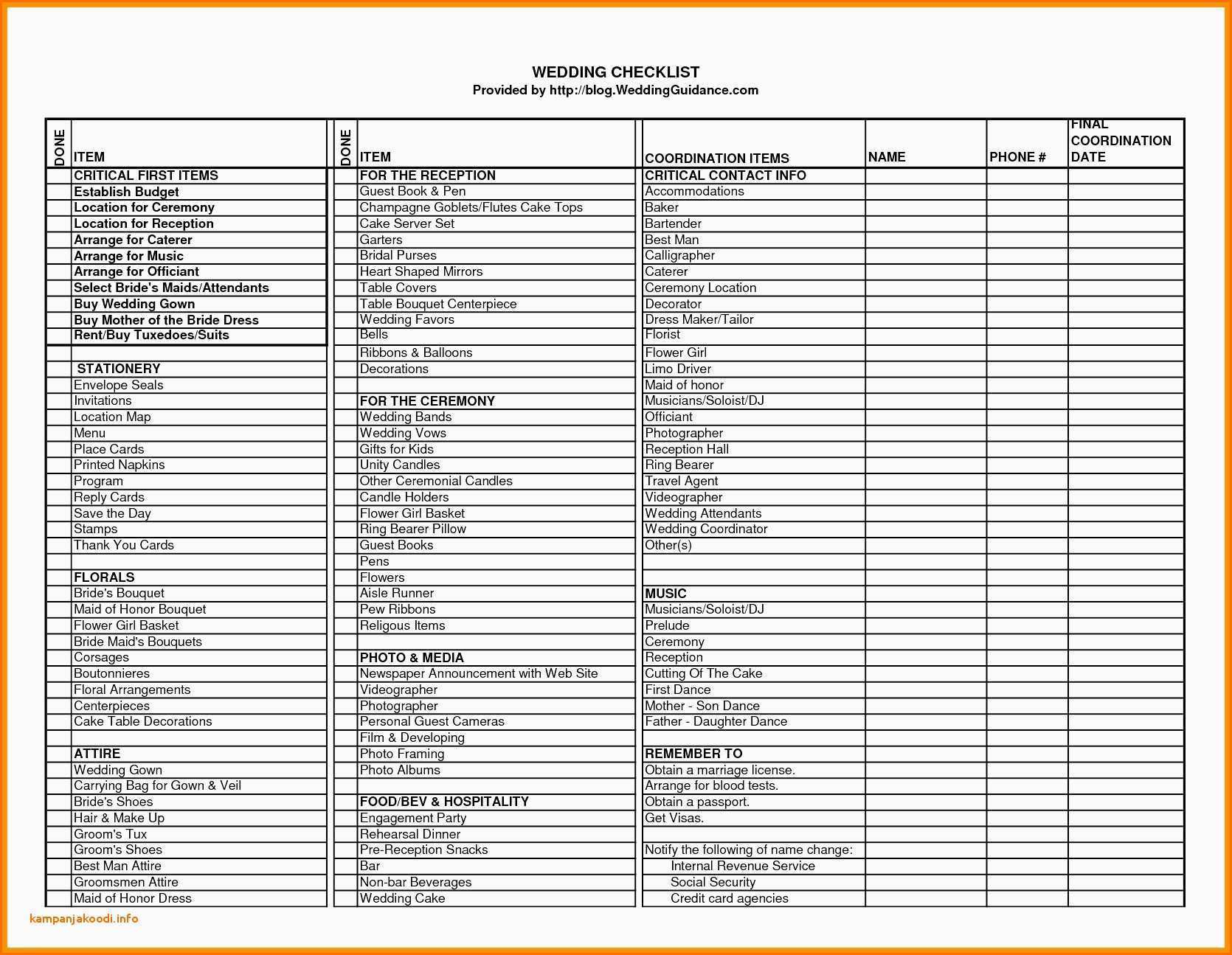 Best Budget Spreadsheet With Regard To Wedding Budget
